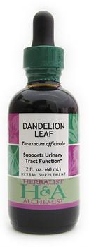 Dandelion Leaf Liquid Extract by Herbalist & Alchemist