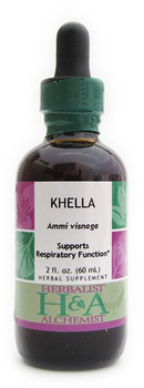 Khella Liquid Extract by Herbalist & Alchemist