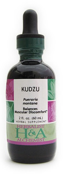 Kudzu Liquid Extract by Herbalist & Alchemist