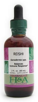 Reishi Liquid Extract by Herbalist & Alchemist