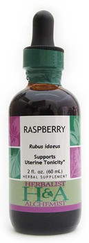Raspberry Liquid Extract by Herbalist & Alchemist
