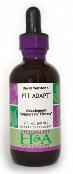 Fit Adapt (formerly Fitness Formula) 2 oz. by Herbalist & Alchemist