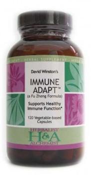 Immune Adapt™ 120 Capsules by Herbalist & Alchemist