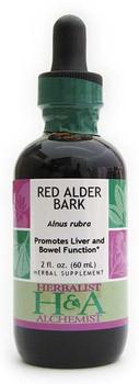 Red Alder Bark Liquid Extract By Herbalist & Alchemist
