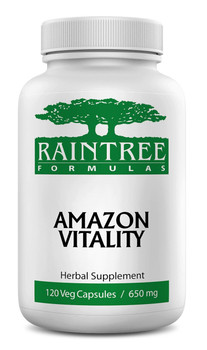 Amazon Vitality - 120 Capsules by Raintree