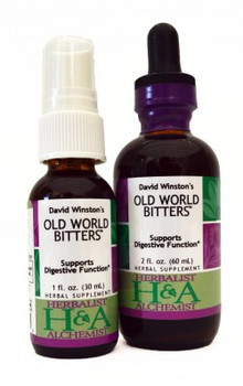 Old World Bitters by Herbalist & Alchemist