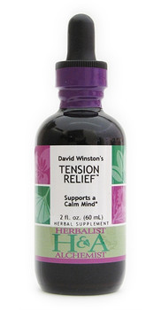 Tension Relief by Herbalist & Alchemist