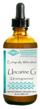 Uncarine G - Unusual Amazon Herb Replaces CBD and It's Legal Everywhere