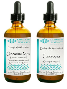Uncarine Max Cecropia 4-oz Kit