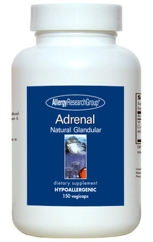 Adrenal 150 Vegetarian Capsules (Allergy Research Group)
