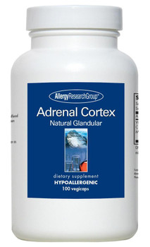 Adrenal Cortex 100 Vegetarian Capsules (Allergy Research Group)