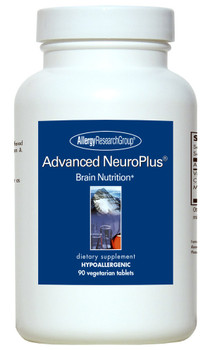 Advanced NeuroPlus 90 Vegetarian Tablets (Allergy Research Group)