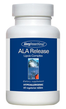 ALA Release 60 Vegetarian Tablets (Allergy Research Group)