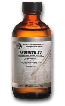 Argentyn 23 118 mL (4 fl.oz.) (no dropper) (Allergy Research Group)