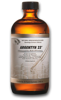 Argentyn 23 236 mL (8 fl.oz.) (no dropper) (Allergy Research Group)