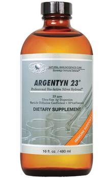 Argentyn 23 480 mL (16 fl.oz.) (no dropper) (Allergy Research Group)