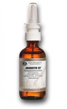 Argentyn 23 59 mL (2 fl. oz.) vertical spray (Allergy Research Group)