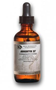 Argentyn 23 59 mL (2 fl.oz.) dropper (Allergy Research Group)