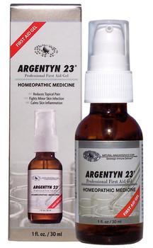 Argentyn 23 First Aid Gel 59 mL (2 fl. oz.) (Allergy Research Group)