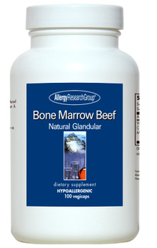 Bone Marrow Beef 100 Vegetarian Capsules (Allergy Research Group)