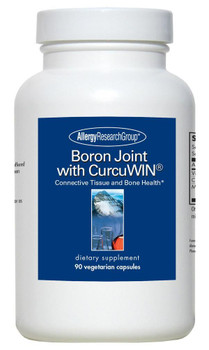 Boron Joint with CurcuWIN 90 Vegetarian Capsules (Allergy Research Group)