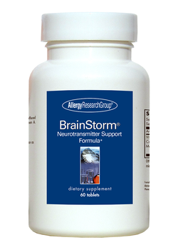 BrainStorm 60 Tablets (Allergy Research Group)