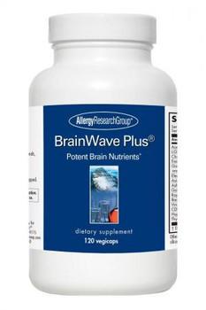 BrainWave Plus 120 Vegicaps (Allergy Research Group)