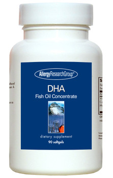 DHA 90 Softgels (Allergy Research Group)