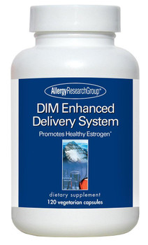 DIM Enhanced Delivery System 120 Vegetarian Capsules (Allergy Research Group)
