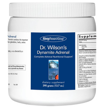 Dr. Wilson's Dynamite Adrenal Powder (Allergy Research Group)