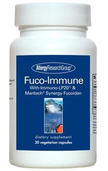 Fuco-Immune 30 Vegetarian Capsules (Allergy Research Group)