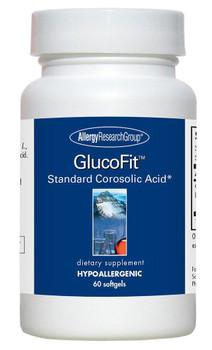 GlucoFit 60 Softgels