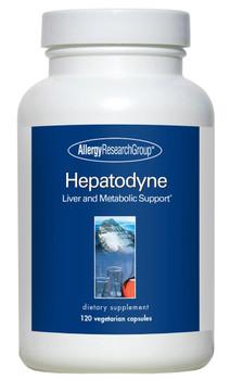 Hepatodyne 120 Vegetarian Capsules (Allergy Research Group)
