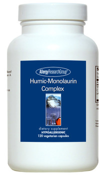 Humic-Monolaurin Complex 120 Vegetarian Capsules (Allergy Research Group)