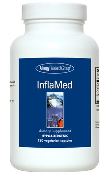 InflaMed 120 Vegetarian Capsules (Allergy Research Group)