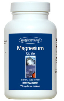 Magnesium Citrate (Allergy Research Group)