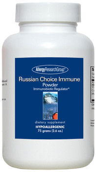 Russian Choice Immune 75 grams Powder (Allergy Research Group)