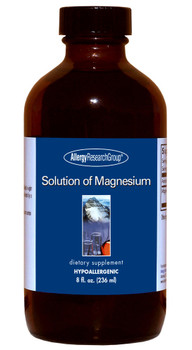 Solution of Magnesium 236 mL (8 fl.oz.) (Allergy Research Group)