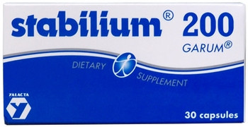 Stabilium 200 Garum Armoricum 30 Capsules (Allergy Research Group)