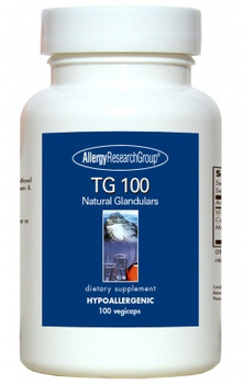 TG 100 100 Vegicaps (Allergy Research Group)