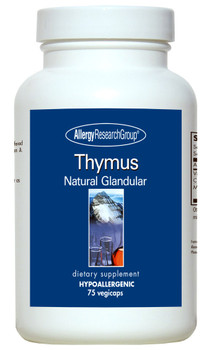 Thymus 75 Vegicaps (Allergy Research Group)
