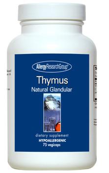 Thymus 75 Vegicaps (Allergy Research Group)