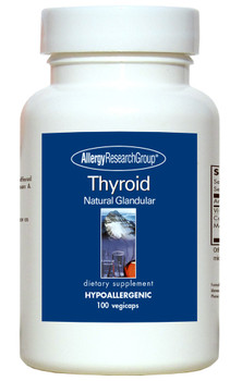 Thyroid 100 Vegicaps (Allergy Research Group)