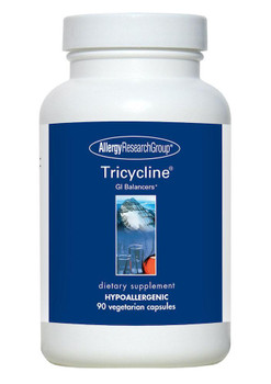 Tricycline 90 Vegetarian Capsules (Allergy Research Group)
