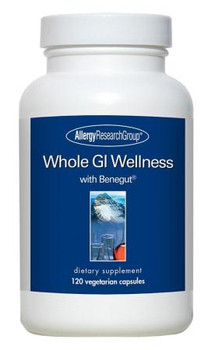 Whole GI Wellness 120 Vegetarian Capsules (Allergy Research Group)
