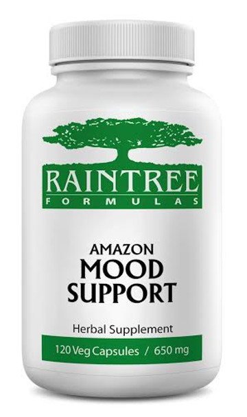 Amazon Mood Support - 120 Capsules by Raintree