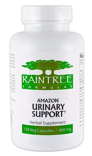 Amazon Urinary Support - 120 Capsules by Raintree