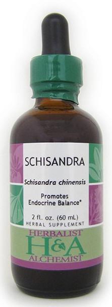 Schisandra Liquid Extract by Herbalist & Alchemist
