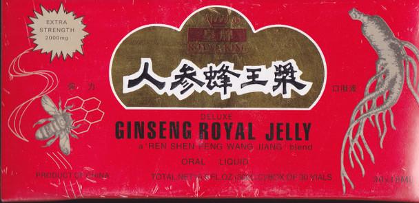 Ginseng Royal Jelly ( 10 ml x 30 Vials)