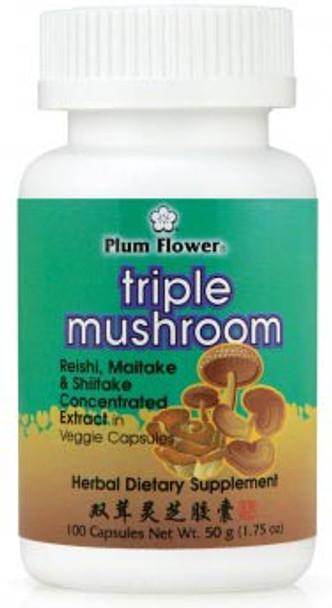 Triple Mushroom Capsules